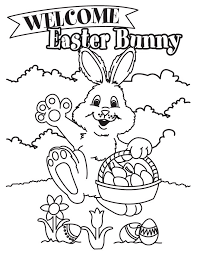 Small Picture easter bunny to color coloring pages for easter bunny 16 cute
