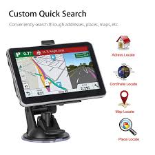 GPS Navigation for <b>Car</b>, TSV <b>5</b> Inch GPS Navigator <b>Touchscreen</b> ...
