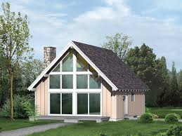 A Frame House Plans   A Frame Designs   House Plans and More