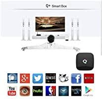 Android 9.0 TV Box, <b>Q Plus Android</b> Boxes with 4GB RAM 64GB ...