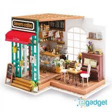 Купить Интерьерный 3D <b>конструктор DIY House</b> Кафе Саймона ...