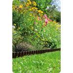 <b>Бордюр</b> для клумбы черный <b>Gardena</b>, высота 15 см, длина 9 м ...