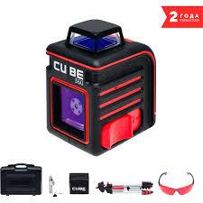 Купить лазерный <b>нивелир ADA instruments CUBE</b> 360 Ultimate ...