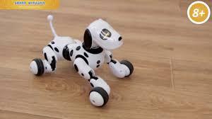 <b>Интерактивная собака</b>-робот с дистанционным управлением ...
