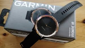 <b>Garmin Vivomove HR Sport</b> - Australian Review - Ausdroid