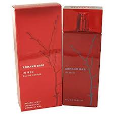 Armand Basi - In Red Eau De Parfum Spray 100ml ... - Amazon.com