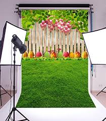 <b>Laeacco Nature Spring</b> View 3x5ft Thin Vinyl Photography Backdrop ...