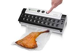 <b>Household Vacuum Sealer</b> Packing Machine Electric <b>Automatic</b> ...