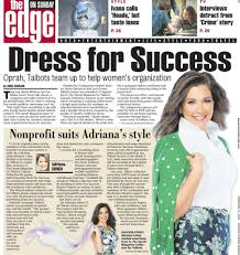 dress for success the official website of adriana cohen adriana cohen models for talbots dress for success