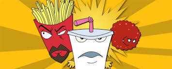 Image result for aqua teen hunger force
