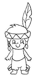 Small Picture Indians coloring pages PROYECTO LOS INDIOS Pinterest Craft