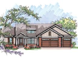 Craftsman House Plans   The House Plan ShopPlan H