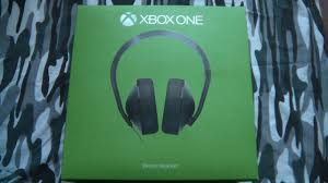 <b>Стерео Гарнитура Xbox One</b>. Распаковка, Обзор, Тест микрофона.