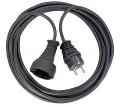 <b>Удлинитель</b> 5 м <b>Brennenstuhl Quality Extension</b> Cable, черный ...