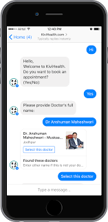 search doctors tests and book online appointments kivihealth kivi bot