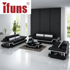 ifuns modern sectional sofa genuine italian leather u shaped luxury sofa sets living room furniture 1 2 3 large house fr a01 1 modern furniture wood design
