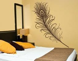 Wall Design Ideas Decorate With Wall Decal Bedroom Wall Design Creative Decorating Ideas