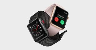 <b>Apple Watch</b> Series 3 со встроенным модулем сотовой связи ...