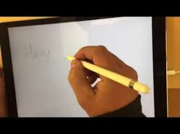 Hand Lettering Tutorial   Using iPad Pro For Lettering TeachingCave com
