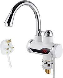 TINTON LIFE <b>220V</b> Instant Tankless <b>Electric</b> Hot Water Heater ...