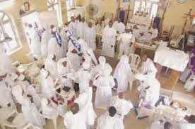 Image result for Prophet kills self in C&S Church over rejection