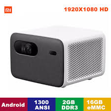 Xiaomi <b>Xiaomi Mijia</b> Projector 2 Pro <b>Smart Laser</b> TV 1300 ANSI HD ...