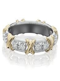 """Оригинальное <b>золотое кольцо с бриллиантами</b>. """"Тиффани ..."""