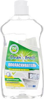 "<b>Ополаскиватель</b> для посудомоечных машин ""Clean&Fresh"", <b>500</b> ..."