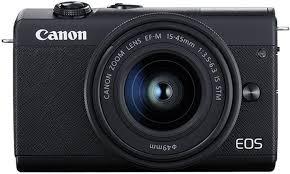Купить <b>Фотоаппарат CANON EOS M200</b> kit ( 15-45 IS STM ...