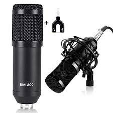 StudioStar <b>BM</b>-<b>800 Professional Studio</b> Condenser Microphone ...