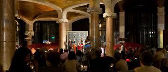 Кафе Vienés <b>джаз</b>-клуб | Отель Casa Fuster