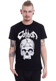 <b>Caliban</b> - <b>Elements</b> Logo Moonskull - T-Shirt - Impericon.com ...