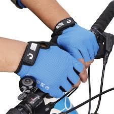 Best Offers <b>half finger</b> men women mountain bike <b>cycling gloves</b> ...