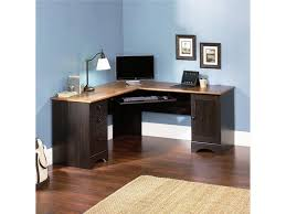 image of bush corner desk with hutch decor bush desk hutch office