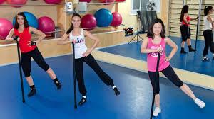 Упражнения с бодибаром. Фитнес. GuberniaTV - YouTube