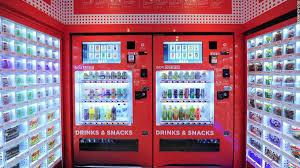 Singapore <b>vending</b> machines <b>dispense</b> amazing array of things ...