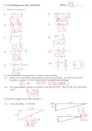 algebra worksheet answers best worksheet quadratic equation problems worksheet answers worksheet womackmath 3rd intermediate algebra