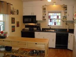 oven side kitchen modern