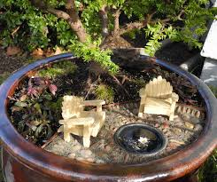 diy patio pond: fairy gardening with plow amp hearth