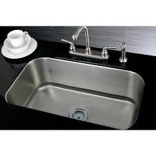 undermount kitchen sink stainless steel: single bowl  inch stainless steel undermount kitchen sink
