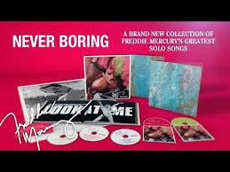 <b>Freddie Mercury</b> – <b>Never</b> Boring (Animated Unboxing) - YouTube