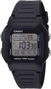 Casio Men's W800H-1AV Classic Sport Watch with ... - Amazon.com