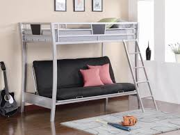 Loft Bed With Sofa Bunk Bed With Futon Southbaynorton Interior Home