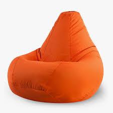 <b>Кресло</b> мешок «Mira Orange» / <b>Пуфофф</b>.ру