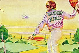 Resultado de imagen para goodbye yellow brick road elton john single
