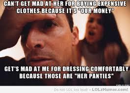 Double standard wife - LOLz Humor via Relatably.com