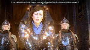 dragon age inquisition judgement the good works of ser ruth dragon age inquisition judgement the good works of ser ruth