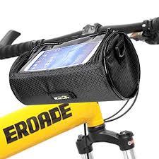 Selighting Bike Basket Waterproof <b>Bicycle Handlebar Bag Front</b> Top ...