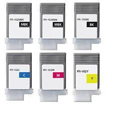 <b>canon pfi-102</b> mbk, pfi-102mbk, pfi102 mbk, pfi102mbk | Desertcart