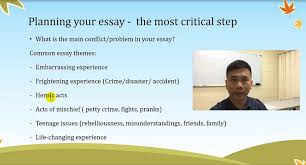essay archives intellicat tuition school common themes and questions